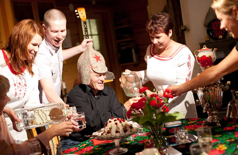 Themed Evening Programs